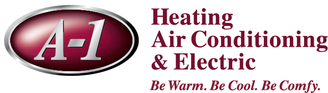 A-1 Heating and Air Conditioning Logo