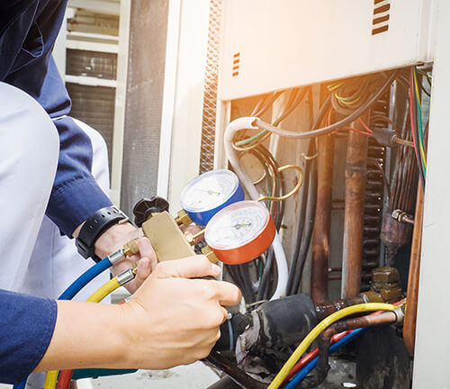 McCall ID Heating and Air Conditioning